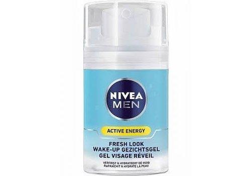 Nivea For Men Gel 50 ml Energy Wake Up