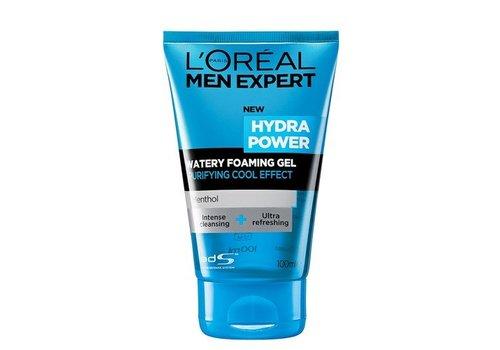 Men Expert Hydra Power Rein. Foaming Gel