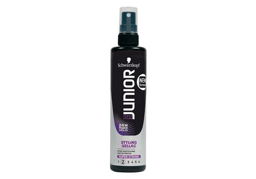 Junior Power Styling Mousse 200 ml Power