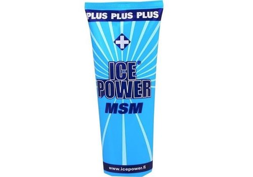 Ice Power Cold Gel + MSM 200ml