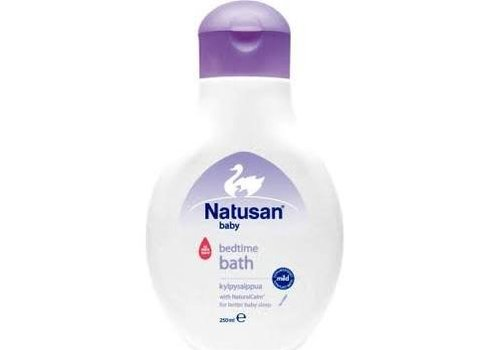 Natusan Bedtime Bath 250 ml