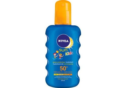 Nivea Sun Spray Kids SpF50+