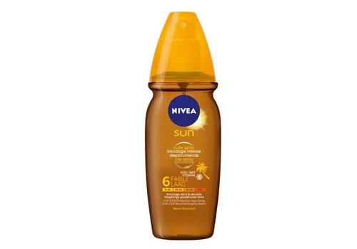 Nivea Sun Spray Olie 200 ml F6