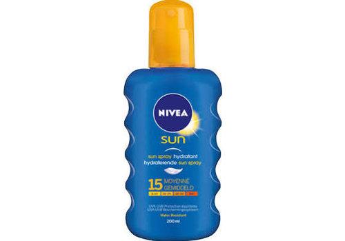 Nivea Sun Spray Protect&Hydrate F15
