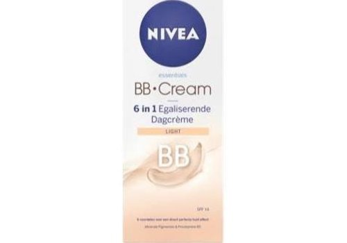 Nivea Visage BB Cream Light 50 ml