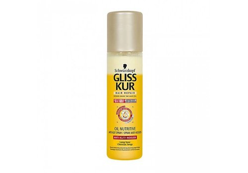 Gliss Anti-klit Spray 200 ml Oil Nutriti