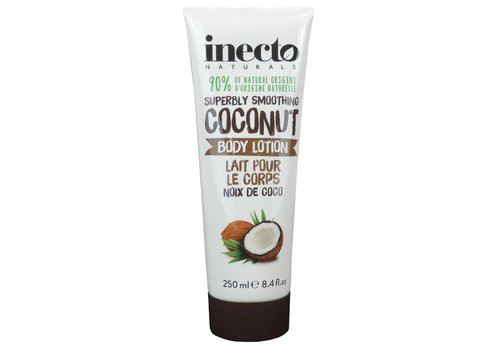 Inecto Naturals Coconut Body Lotion 250m