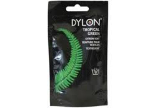 Dylon Textverf Hand Tropical Green 50g