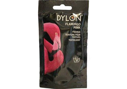 Dylon Textverf Hand Flamingo Pink 50g
