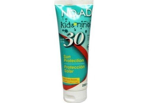 NO-AD Zonnebrand Lotion SPF 30 Kids Tube