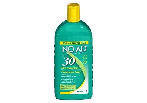 NO-AD Zonnebrand SPF 30 500 ml