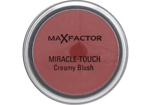 Max Factor Blush Miracle Touch Creamy 09