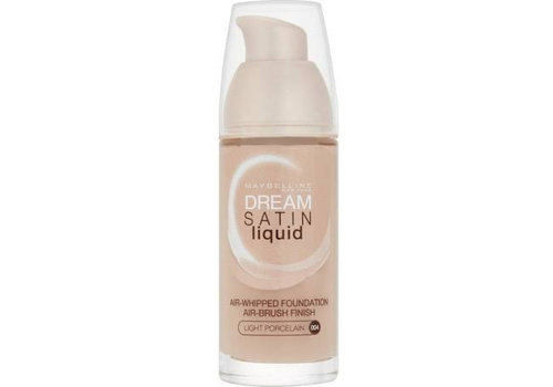 Maybelline Foundation Dream Satin 004