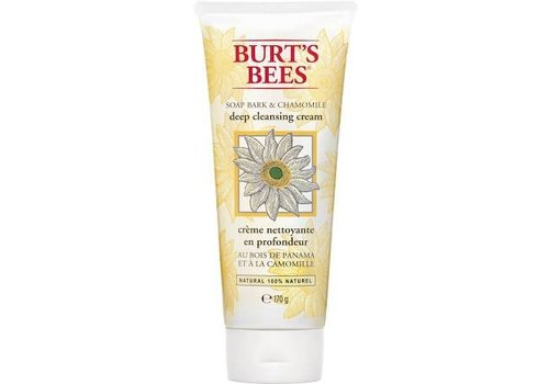 Burt's Bees Cleansing Cream Soap Bark&Ch