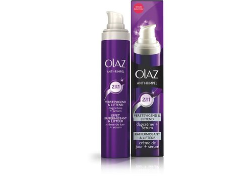 Olaz Anti-Rimpel Verst&Lift 2in1 Dagcrem