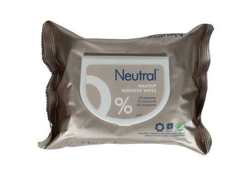 Neutral Face Reinigingsdoekjes 25 stuks