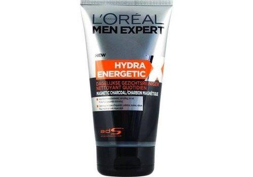 Men Expert Reinigingsgel Charcoal 150 ml