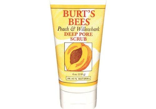 Burt's Bees Scrub Deep Pore Peach&Willow