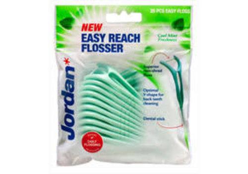 Jordan Floss Easy Reach Flosser 25 stuks