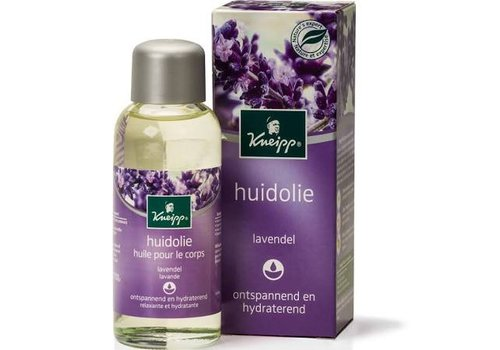 Kneipp Huidolie Pure Ontspanning 100 ml.