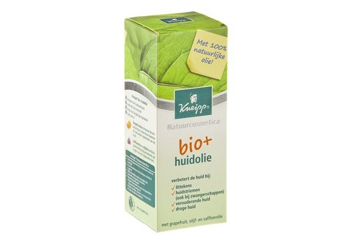 Kneipp Huidolie Bio Plus 100 ml.