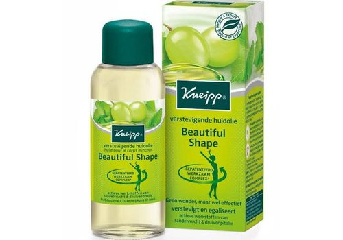 Kneipp Huidolie Beautiful Shape 100 ml