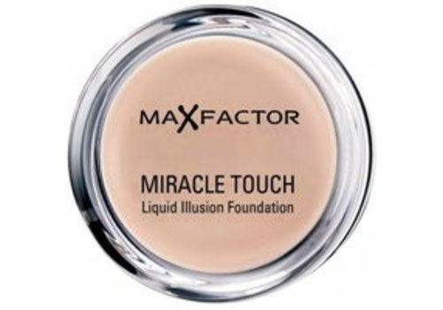 Max Factor Foundation Miracle Touch 075