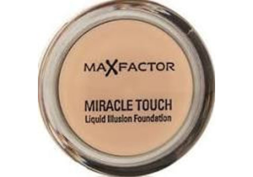 Max Factor Foundation Miracle Touch 040