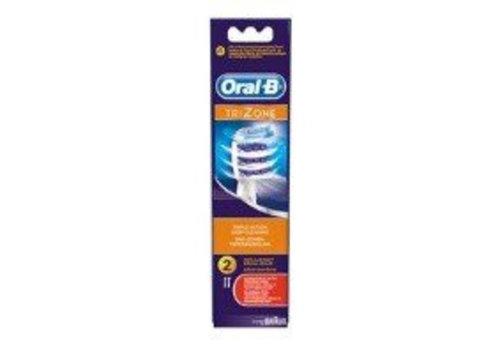 Oral B Opzetborstels EB30-2 Trizone