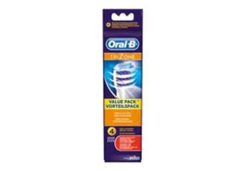 Oral B Opzetborstels EB30-4 Trizone