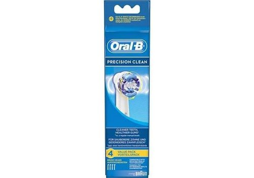 Oral B Opzetborstels EBS17-4 Sensitive