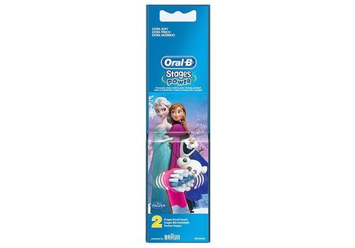 Oral B Opzetborstels Vitality Kids Froze