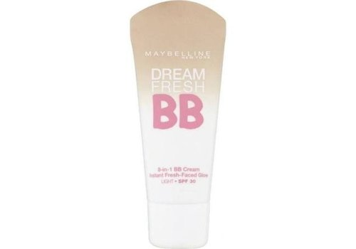Maybelline Foundation Dream Fresh BB Med