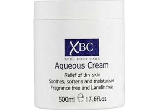 XBC Aqueous Cream 500ml