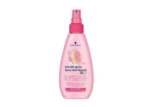 Schwarzkopf Kids Girls Anti Klit Spray