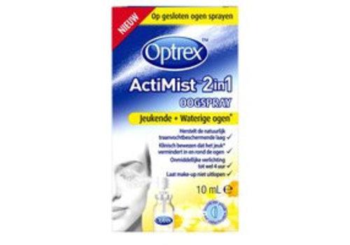 Optrex Oogspray Actimist Jeukend+Waterig