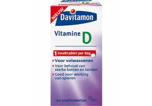Davitamon Vitamine D Volwassen 120 smelt