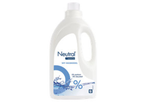 Neutral Vloeibaar 1.425 liter Wit