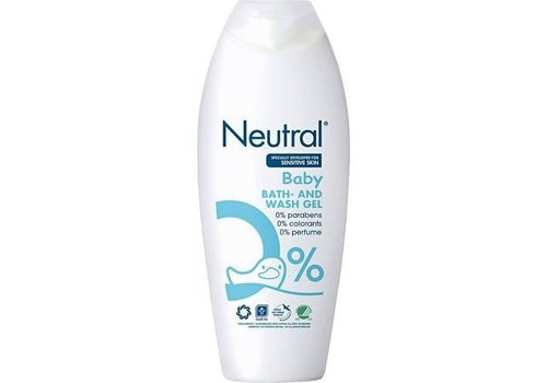 Neutral Baby Washgel 250 ml
