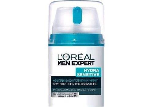 Men Expert Hydra Sensitive Moisturiser