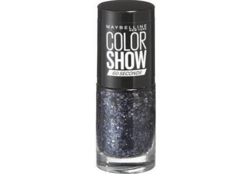 Maybelline Nagellak Color Show 337 Black