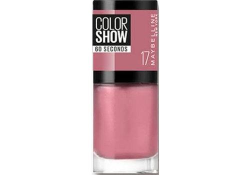 Maybelline Nagellak Color Show 017