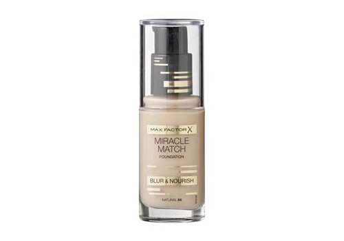 Max Factor Foundation Miracle Match 065