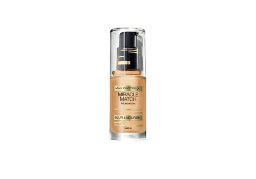 Max Factor Foundation Miracle Match 060