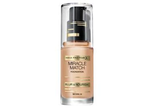 Max Factor Foundation Miracle Match 050