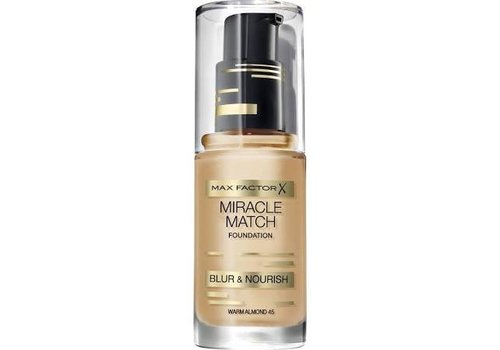 Max Factor Foundation Miracle Match 045