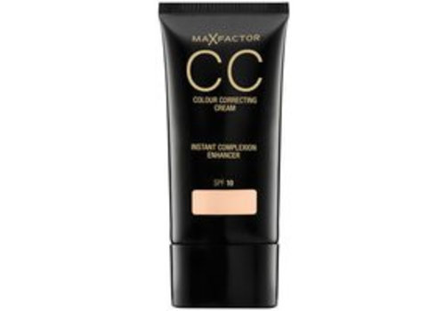 Max Factor Foundation Cream CC 30 Light