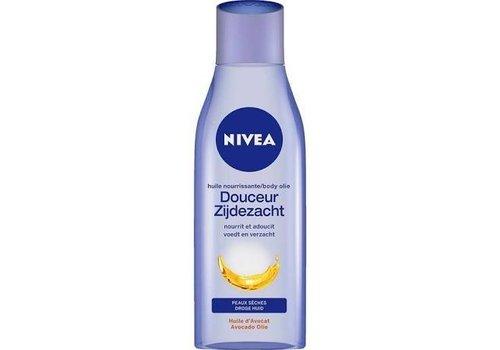 Nivea Body Olie Zijdezacht 250 ml