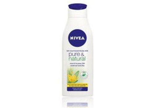 Nivea Body Milk 250 ml Pure & Natural