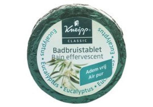 Kneipp Badbruistablet Eucalyptus 80 gram
